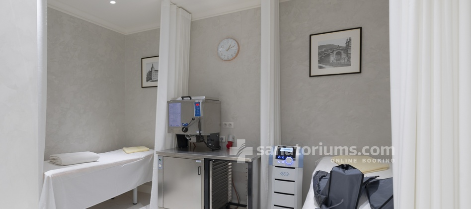 Boutique Hotel Corso - interior of the electroprocedures department