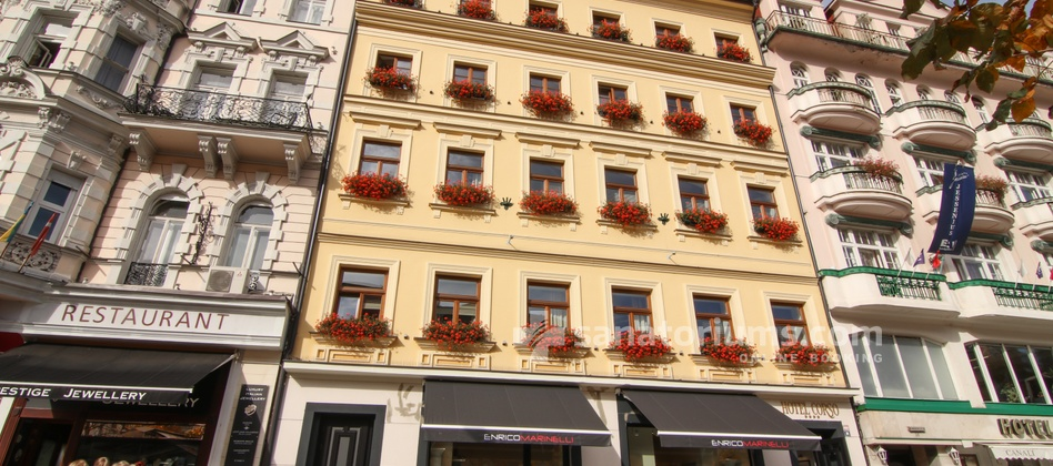 Boutique Hotel Corso - building