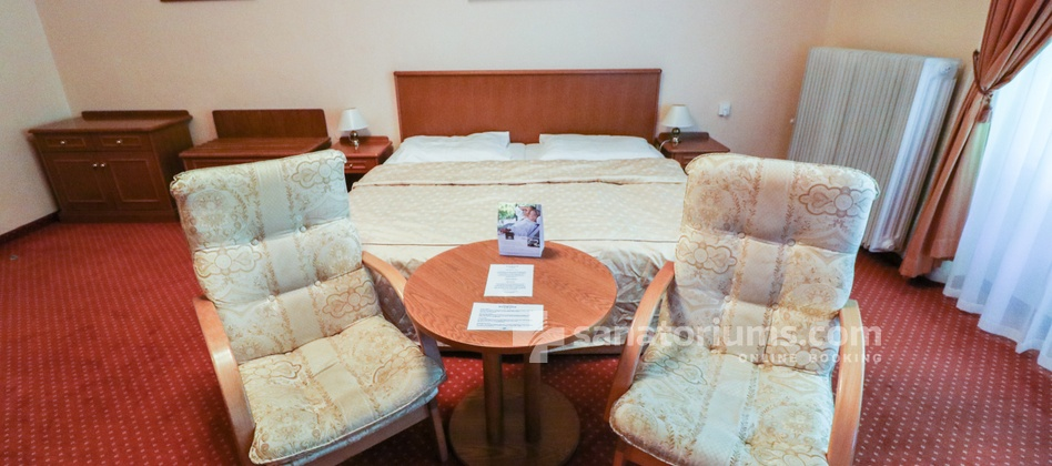 "Spa Hotel Svoboda - double room ""comfort"""