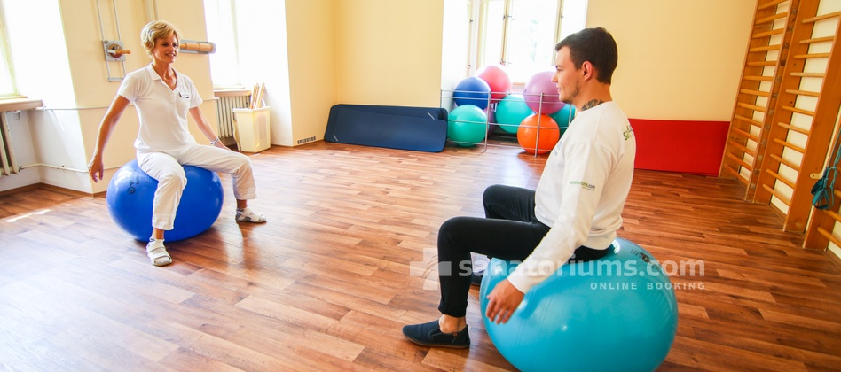 Spa Hotel Svoboda - physiotherapy