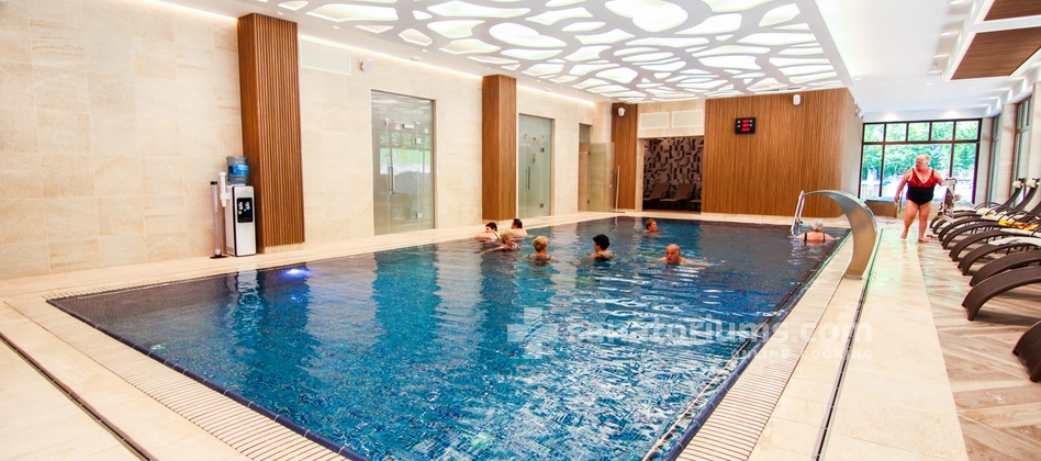 Spa Hotel Svoboda - swimming pool