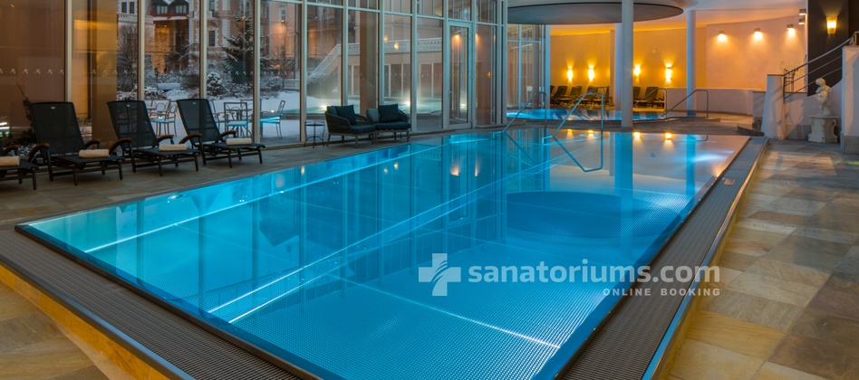 Spa Hotel Grand MedSpa Marienbad