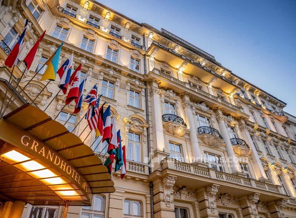Grandhotel Pupp 5 Karlovy Vary Czech Republic Online Booking At The Best Price